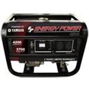 Бензиновая электростанция ENERGY POWER 4500 фото