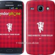 Чехол на Samsung Galaxy Core i8262 Manchester United 2766c-88 фото