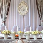 Декор свадебного зала Смоленск фото