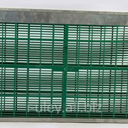 Изолятор 2-х рамочный решетчатый для маток Дадан фото