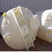 Накопительные емкости для кислот или щелочей, электролитов. фото