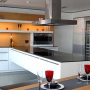 Кухонные столешницы из кварцевого агломерата фото
