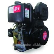 Двигатель одноцилиндровый малолитражный ДД-6 фото