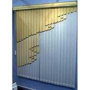 Жалюзи вертикальные тканевые, пластиковые, алюминиевые, Жалюзи офисные фото