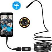 ЭНДОСКОП usb 0.3Мп для смартфонов 640*480 2м ESD-120 фото