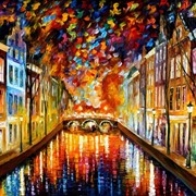 "Репродукция ""Амстердамм"" фото"