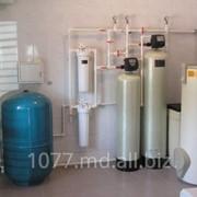 Системы очистки воды для квартир и коттеджей фото