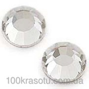 Камни Swarovski SS 3 Crystal (1.35-1.5mm), 100 шт фото