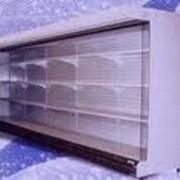 Торговая холодильная мебель фото