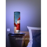 Светильник Новогодний снеговик фото