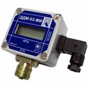 Датчик давления ДДМ-03-МИ фото