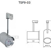 Трековые светильники TSF9-03 фото