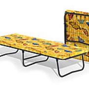 Кровать раскладная Гармония (1950х700х390мм, мах-120кг) фото