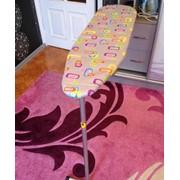 Гладильная доска встроенная в мебель из фанеры 35см v-образная фото
