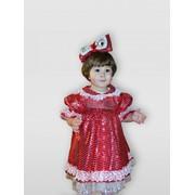 Прокат карнавального костюма Кукла фото