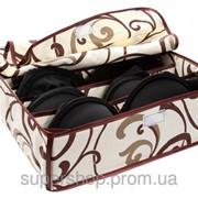 Коробочка на 7 секций с крышкой Молочный Шоколад 103-1022518 фото