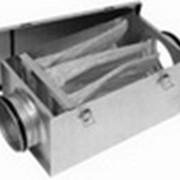 Шумоглушители RSA для прямоугольных каналов фото