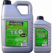 Полусинтетическое моторное масло RAVENOL Teilsynthetic ErdGas TEG 10W-40 фото