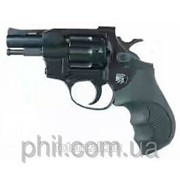 "Револьвер под патрон Флобера Weihrauch HW4 2.5"" пластик фото"