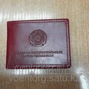 Обложка для служебного удостоверения-Финполиция фото