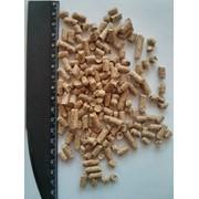 Древесные топливные гранулы фото