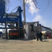 Монтаж и ремонт асфальтосмесительных установок фото