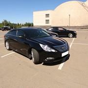 Аренда авто Hyundai Sonata с водителем в городе Астана фото