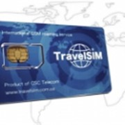 Карточки роуминга Travel SIM фото