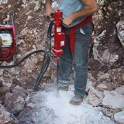 Перфоратор для скальных пород HYCON HRD20 фото
