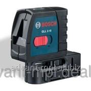 Лазерный нивелир (уровень) GLL 2-15 фото