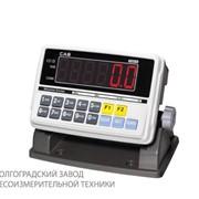 Весовой индикатор CI-200A фото