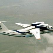 Грузовой самолет специального назначения Ан-74T фото