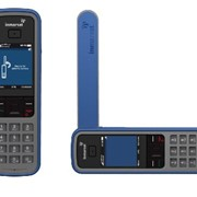 Портативный спутниковый телефон системы Инмарсат фото