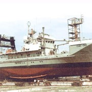 Среднетонажное промысловое судно СДС-600, типа Приморье