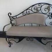 Изготовление кованной мебели в Алмате фото