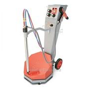 Оборудование для нанесения порошковой краски Ручная установка для нанесения порошковых красок ELEKTRON MASTER M мультиколор фото