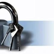 Защита данных, информации фото