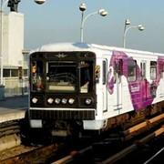 Вагон метро 81-714/717 фото
