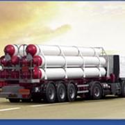 Заправка газовых баллонов, Изготовлению передвижных автомобильных газовых заправщиков различной емкости фото