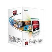 Процессор AMD A4 X2 6300 (Socket FM2) BOX (AD6300OKHLBOX) фото