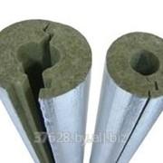Цилиндры базальтовые теплоизоляционные DN15-DN50 фото
