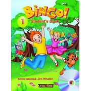 Bingo! Student`s book. Level 1. Бінго! Книжка для учня. Рівень 1. Іванова Ю. фото