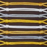 Производство филигранных ремешков на фуражку фото