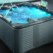 Гидромассажные ванны, джакузи дома фото