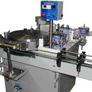 Этикетировочный автомат на полипропиленовую этикетку до 6000 бут/час, 6000 ЭП фото
