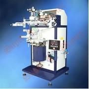 Пневматическая машина для трафаретной печати на плоских и цилиндрических поверхностях S-450M фото