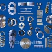 Изготовление промышленных ножей всех видов (дисковые, зубчатые, перфорационные....) фото