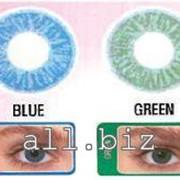 Линзы цветные Bescon Tutti Natural Сил от 6,00 до -0,50 фото