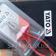 Плоскогубцы универсальные 160 мм YT-2101 YATO фото