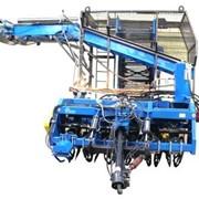 Машины корнеуборочные для уборки сахарной свеклы Ритм КПС-6 фото